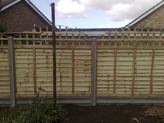Lewis Fencing Fencing Contractors Poole Bournemouth Dorset