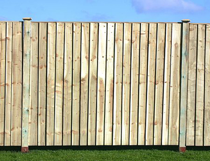 Feather Edge Panels Lewis Fencing Fencing Contractors
